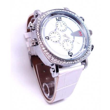 f58fe1fd680 SEM-14 Relógio espião de pulso HD para mulher