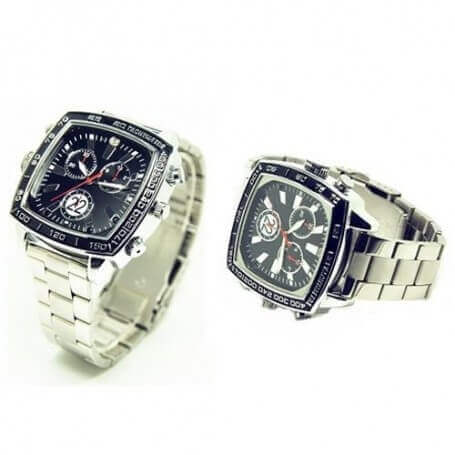 Spy watch Full HD with Led Invisible