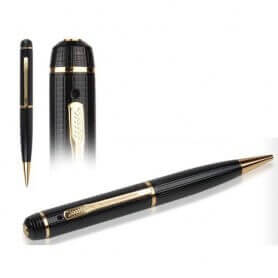 Pen Spy High Definition with the detection of movimiente
