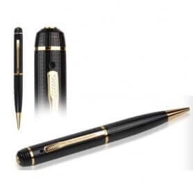 Spy pen hd-auflösung mit erkennung von movimiente