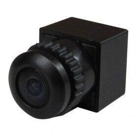 Mini caméra de faible éclairage 170 ° 480 TVL