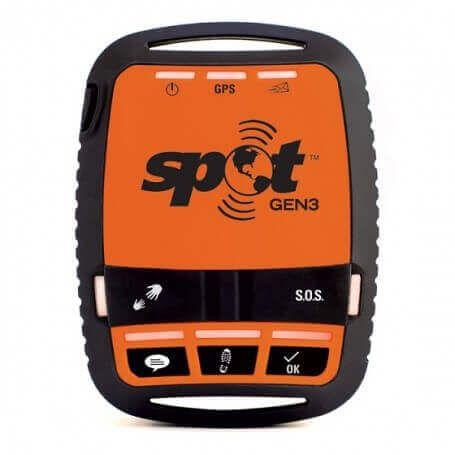 GPS Satelital SPOT 3 GEN
