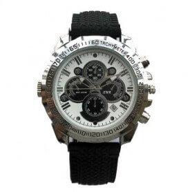 Armbanduhr spion HD mit IR-SEM-22 und batterie austauschbar