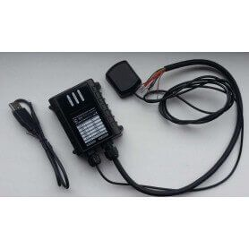 CE4+ GPS à faible coût grâce à une batterie interne