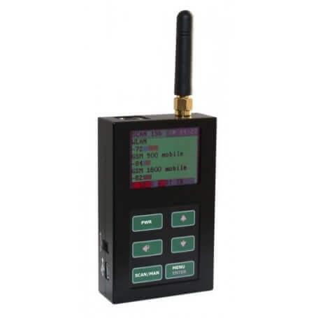 SEM 165 Detector de frecuencias