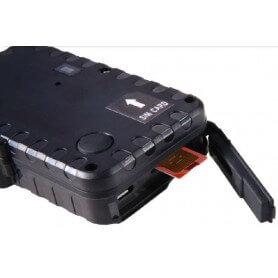 Localizador GPS K180 magnético tipo baliza 6 meses de seguimiento