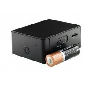 Cámara Espía WIFI 720p gran angular con grabador inteligente 62z