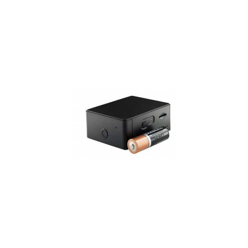Cámara Espía WIFI 720p gran angular con grabador inteligente