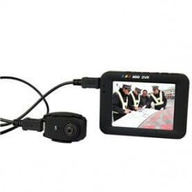 Mini DVR portatil profesional 128Gb con camara de baja luminosidad 128GB