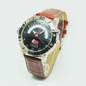Reloj espia HD SEM-26 720p H264 con IR y LED linterna