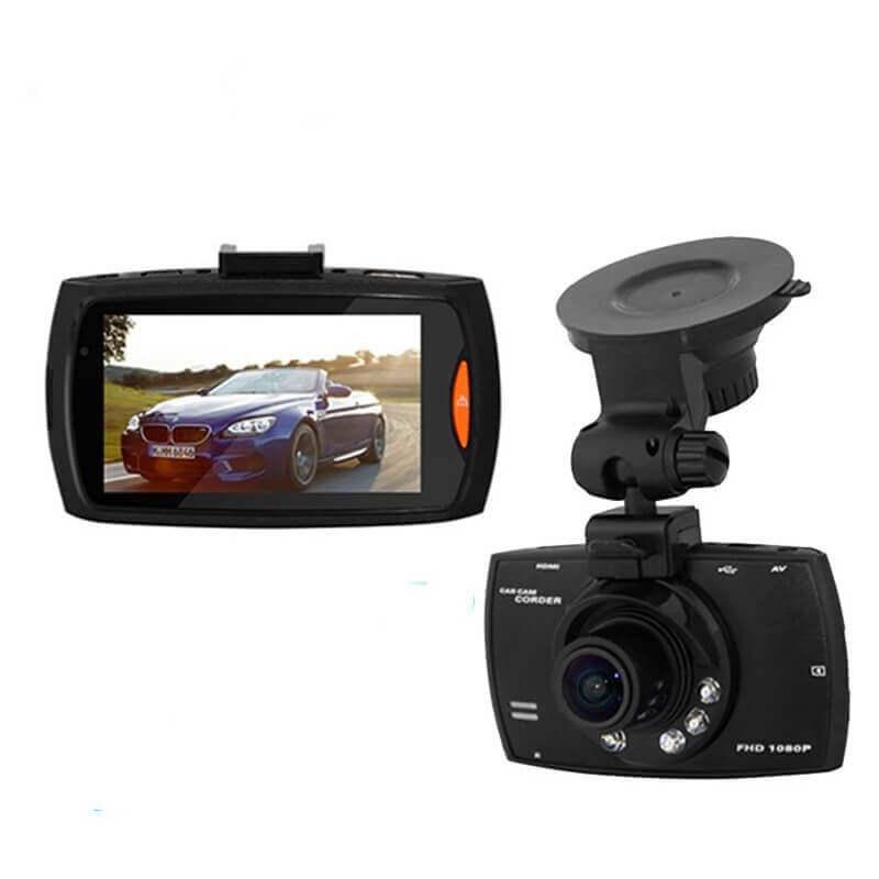 Camara coche SEM-660  Full HD H264 1080p 170º WDR Gsensor
