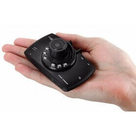 Kamera, auto, SEM-660 Full HD H264 1080p 170 grad super-WDR Gsensor