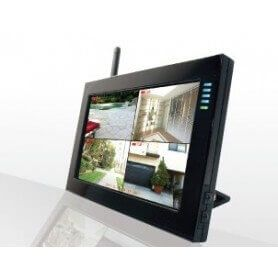 Receiver Recorder wireless Digital SM1106 HispaView