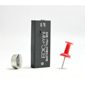 Mini recorder spy 9 monate autonomie Edic-mini Tiny+ B70
