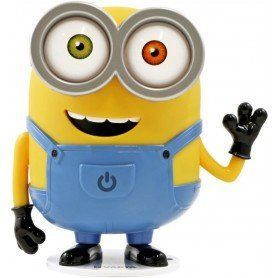 Camera Spy Wifi Full HD 1080p Doll Minions with the detection of movement