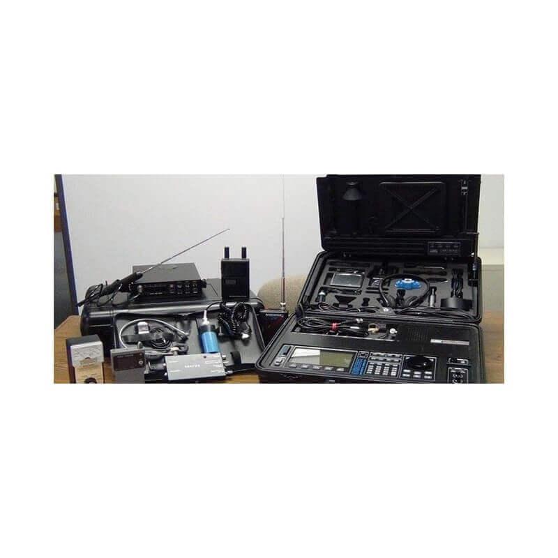 Seminario Tecnicas Contramedidas Electrónicas y Vigilancia
