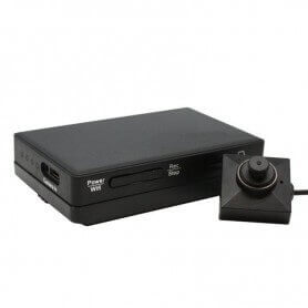 DVR PV-500HDW WiFi 1080p 60FPS de LawMate