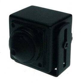 Mini cámara Sony CCD 700TVL 0,01 lux 20x20 12V