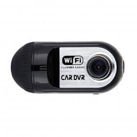 Camara coche WIFI Full HD H264 pantalla TFT 140º