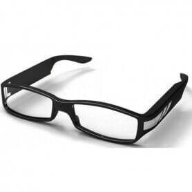 Occhiali da sole spy Full HD 1080p con rilevazione di movimento