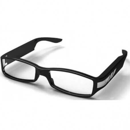 Gafas espias Full HD 1080p con deteccion de movimiento