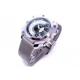 SEM-16 Montre d'espion FULL HD