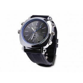 Uhr spy mit IR Full-HD-1080p-erkennung-sound-SEM-33