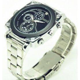 Relógio de marca com IR Full HD 1080p com sensor de luminosidade SEM-36
