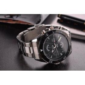Reloj espia HD 720p con bateria reemplazable y vision noctura SEM-37
