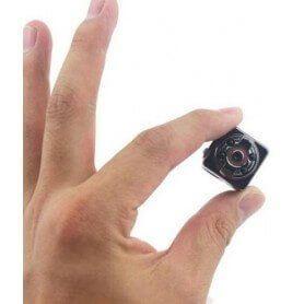 Mini Macchina fotografica della Spia più piccolo del mondo in Full HD con Visione Notturna