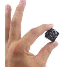 Mini Spy Camera world's smallest Full HD with Night Vision