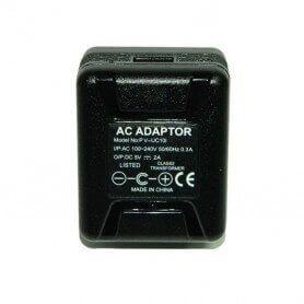Caméra espion WIFI caché dans le réseau de l'adaptateur 1080p PV-UC10i de LawMate