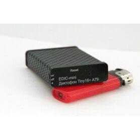 Edic-mini Tiny16+ A79 Grabadora de voz espia