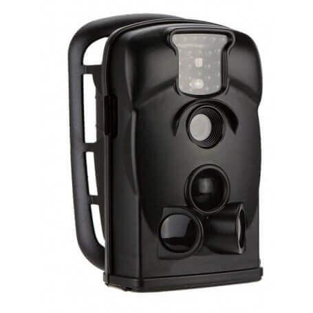 Noire, appareil photo 12MP HD 720p 940nm avec détection de mouvement