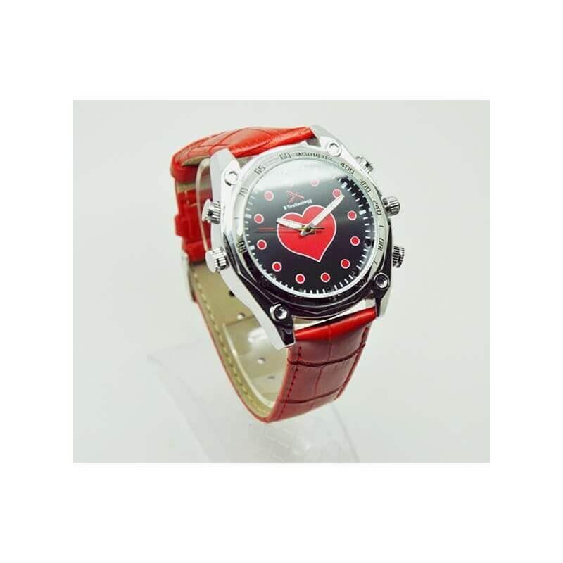 Reloj espia para mujer con IR Full HD 1080p con deteccion de movimiento SEM-39