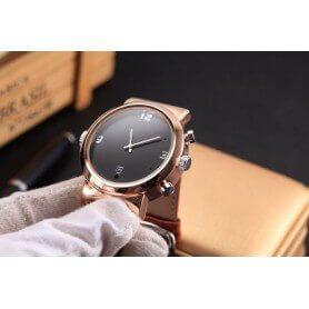 Relógio de marca UNISSEX com IR Full HD 1080p e detecção de movimento SEM-41