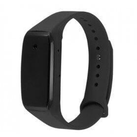 Bracelet spy Full HD with function voice recorder