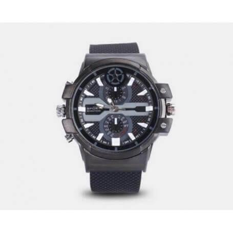 Reloj espia 2K 1296p Super Alta Definición SEM-43