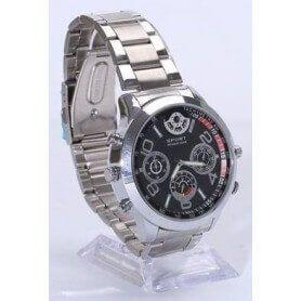 Spy orologio da polso Super Alta Definizione 2K 1296p h264 con rilevazione di movimento SEM-42