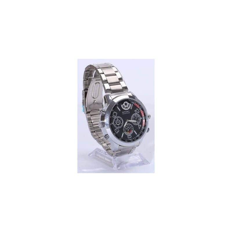 Reloj espía de pulsera Super Alta Definición 2K 1296p h264 con deteccion de movimiento SEM-42