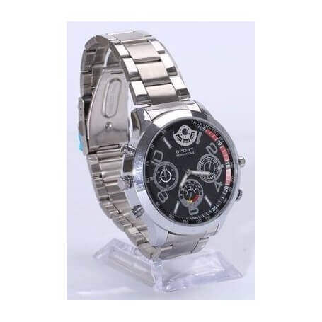 77a93f19ad4e Reloj espía de pulsera Super Alta Definición 2K 1296p h264 con deteccion de  movimiento SEM-