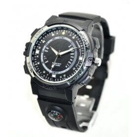 Armbanduhr spy WIFI HD 720p bewegungserkennung SEM-46