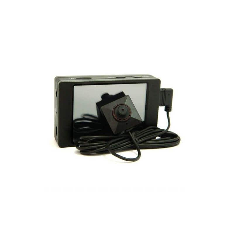 Kit PV-500HDW Pro Bundle WIFI con pantalla y cámara de boton BU18HD