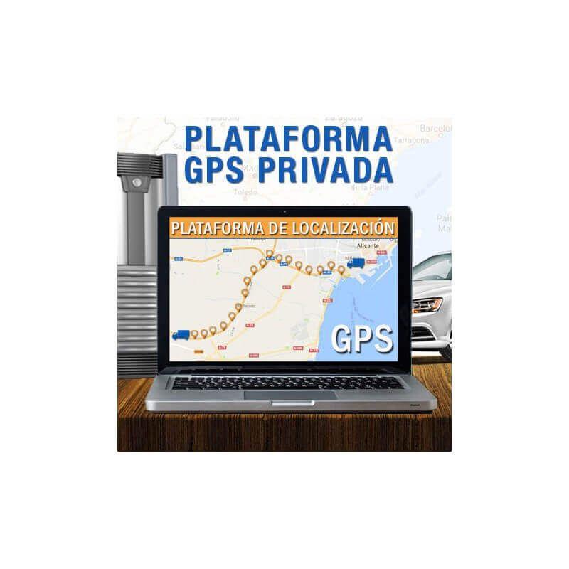Plataforma GPS Privada Local Server Solution