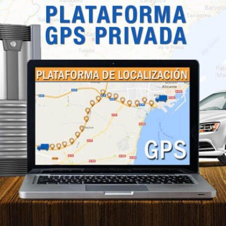 Plataforma GPS Privada Local Server Solution