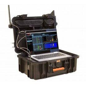 Système balaie la portable Delta X-2000/6