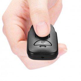 Chaveiro espião Full HD 1080p IR com gravação de voz