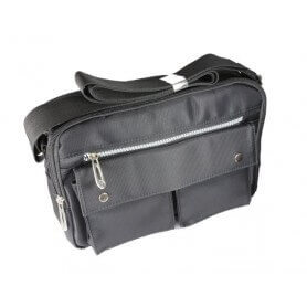 Bag Spy HB-18HD with hidden camera digital button 2MP low-light of LawMate