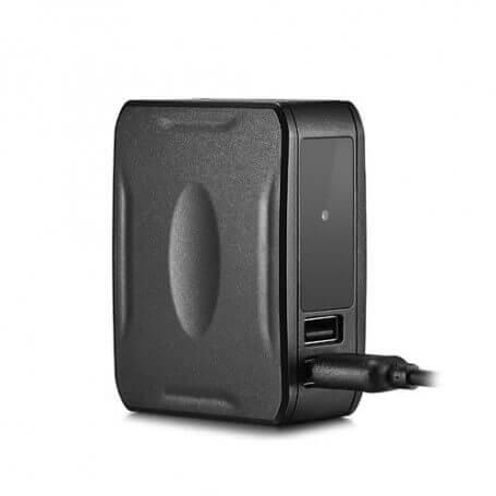 Camara espía en cargador real 1080p Full HD IR con vision nocturna y deteccion de movimiento