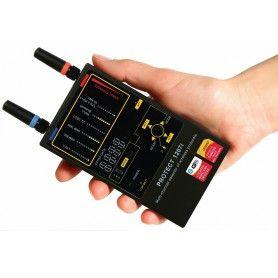 Protéger 1207i Détecteur de fréquences professionnel avec une Antenne à Gain Élevé